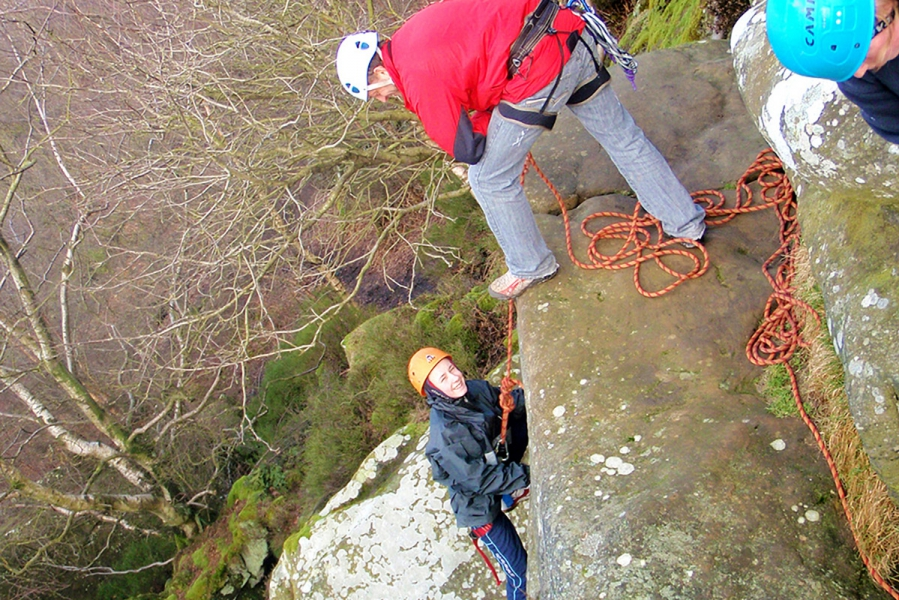 Abseiling (Off-site)